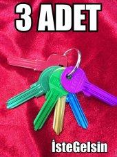 Renkli Anahtar
