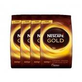 Nescafe Gold Kahve 500 Gr 4 Adet
