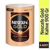 Nescafe Gold Kahve 900 Gr 6 Adet