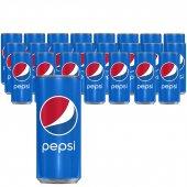 Pepsi 250 Ml X 24 Adet