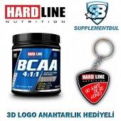 Hardline Bcaa 4 1 1 300 Gr. + 3d Logo Anahtarlık Hediyeli