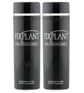 2 Adet Fıxplant 28gr Toplam 56 Gr Siyah Saç Tozu Kargo Bedava