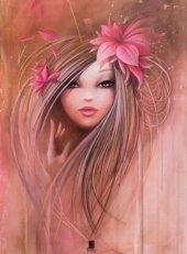 Grafika 2000 Parça Misstigri Sweet Pinky Girl Puzzle