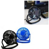 Toyspazar Masaüstü Sessiz Mini Usb Vantilatör Plastik Fan
