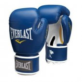 Everlast 811206pu Blue 811206pu Muay Thaı Pu Gloves Boks Eldiveni