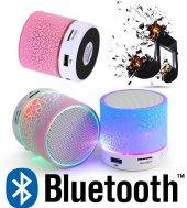 Ses Bombası Speaker Hoparlör Bluetooth Hafıza Kartı Usb Fm