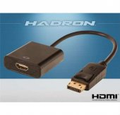 Dısplay To Hdmı Kablo Çevirici, Dönüştürücü Hadron Hd4455 300