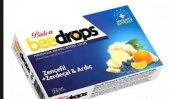 Zencefil Zerdeçal Ardıç Mandalina Aromalı Şeker Beedrops Balen