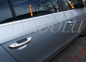 Volkswagen Passat 3c Krom Cam Çıtası 4 Parça 2005 ...