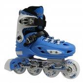 Delta Urban Inline Skate Unisex Mavi Ayarlanabilir Paten Wap 69