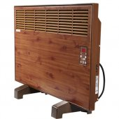 Vigo Dijital 2500 Watt Ahşap Elektrikli Panel Konvektö R Isıtıcı Epk4590e25a