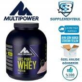Multipower 100 Pure Whey Protein 2000 Gr. Strawberry Splash