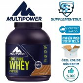 Multipower 100 Pure Whey Protein 2000 Gr. Coffee Caremel