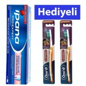 ıpana Pro Exp 100ml Hassasiyet Narin Beyaz + 2 Adet Oral B Klasık 40 Medıum