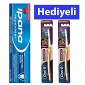 ıpana Pro Exp 100ml Profesyonel Koruma + 2 Adet Oral B Klasık 40 Medıum