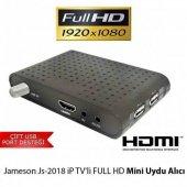 Jameson Js 2018 Mini Full Hd Uydu Alıcısı Wifili