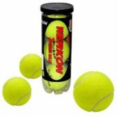 Tenis Topu 1.kalite 3 Adet Silindir Kutu