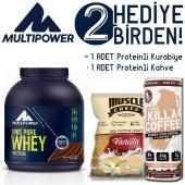 Multipower Whey Protein 2000 Gr. Rich Chocolate 2 Hediye