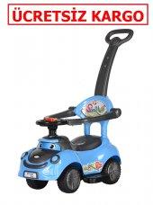 Prego Formula İlk Arabam Yürüteç Mavi