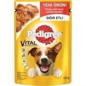 Pedigree Sığır Etli Konserve Yetişkin Köpek Maması 100 Gr
