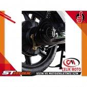 Stmax Star 2000 Elektrıklı Bısıklet #kırmızı