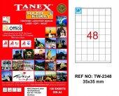 Tanex Tw 2348 Lazer Etiket