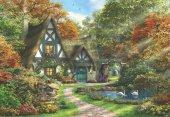 Anatolian Puzzle 2000 Pcs Güz Evi The Autumn Cottage