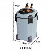 Dophin Dış Filtre Ultraviolelli Cf 800u 850 L S
