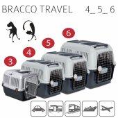 Mp Wojer Bracco Travel 6 Köpek Taşıma Kabı Çantası 92x64x67,5cm
