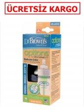 Dr Browns Options Geniş Ağız Cam Biberon 150 Ml