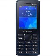 Samsung B350 Tuşlu Cep Telefonu Kameralı Hafıza Kartlı Siyah
