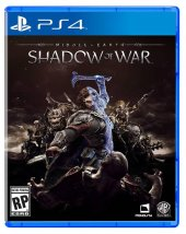 Ps4 Mıddle Earth Shadow Of War