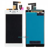 Sony Xperia M2 Aqua Lcd Ekran Dokunmatik Beyaz