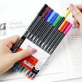 Tgb 10 Color Fıne Lıne Kalem Seti 1126