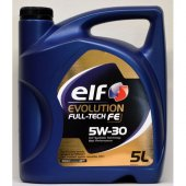 Elf Evolution Full Tech Fe 5w30 5 Litre Motor Yağı