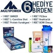 Multipower 50 Protein Bar 50 Gr. 24 Adet Coconut 6 Hediye