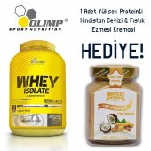 Olimp Whey Isolate Protein Çikolata 2200 Gr. 1 Hediyeli
