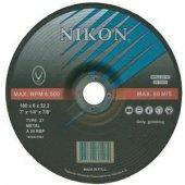 Nıkon N38045 A 400 X 4,0 X 25 Mm. Düz Metal Flex Taşı 1 Adet