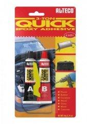 Alteco 3 Ton Yapıştırıcı 10gr Quıck Epoxy Adhesıve 5 Min