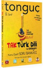 Tonguç Akademi 9. Sınıf Tak Türk Dili Ve Edebiyatı Konu Özetli Soru Bankası
