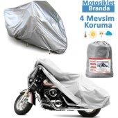 Mondial 125 Nt Turkuaz Örtü,motosiklet Branda 020a...