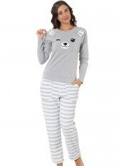 özkan 23575 Welsoft Kadın Pijama Takımı