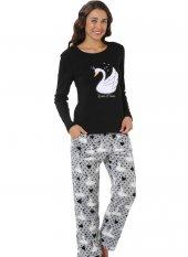 özkan 23573 Welsoft Kadın Pijama Takımı