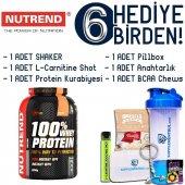 Nutrend 100 Whey Protein Bisküvi 2250 Gr 6 Hediye