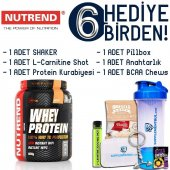 Nutrend 100 Whey Protein Bisküvi 900 Gr 6 Hediye