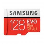 Samsung Mb Mc128ga 128gb 100mb 90mb Evo Plus Microsd Hafıza Kartı