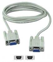 Ttaf 55054 9pin Dişi Dişi Seri Kablo 2.0mt Poşetli