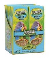 Jungle Muhabbet Kuşlari İçin Meyveli Kraker 3lü