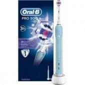 Oral B Pro 500 3d White Şarj Edilebilir Diş Fırçası*yeni Ürün*