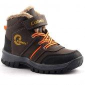 Colwix 013 Günlük İçi Termal Kürklü Erkek Çocuk Bot Ayakkabı